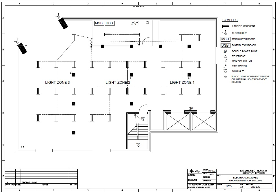 Office Electrical Layout Plan - Merzie.net